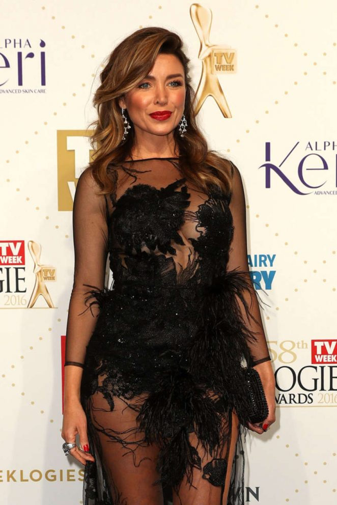 Dannii Minogue - 58th Annual Logie Awards in Melbourne