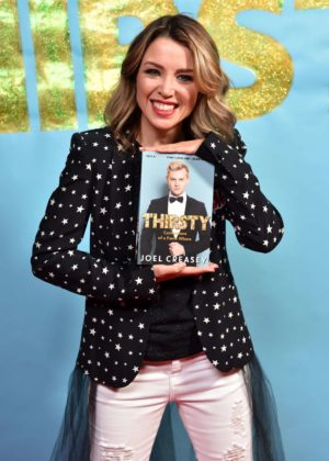 Dannii Minogue - Joel Creasey's 'Thirsty' Book Launch in Melbourne