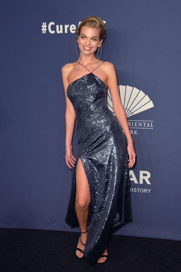 Daphne Groeneveld - 22nd annual amfAR Gala Benefit for AIDS Research in NYC