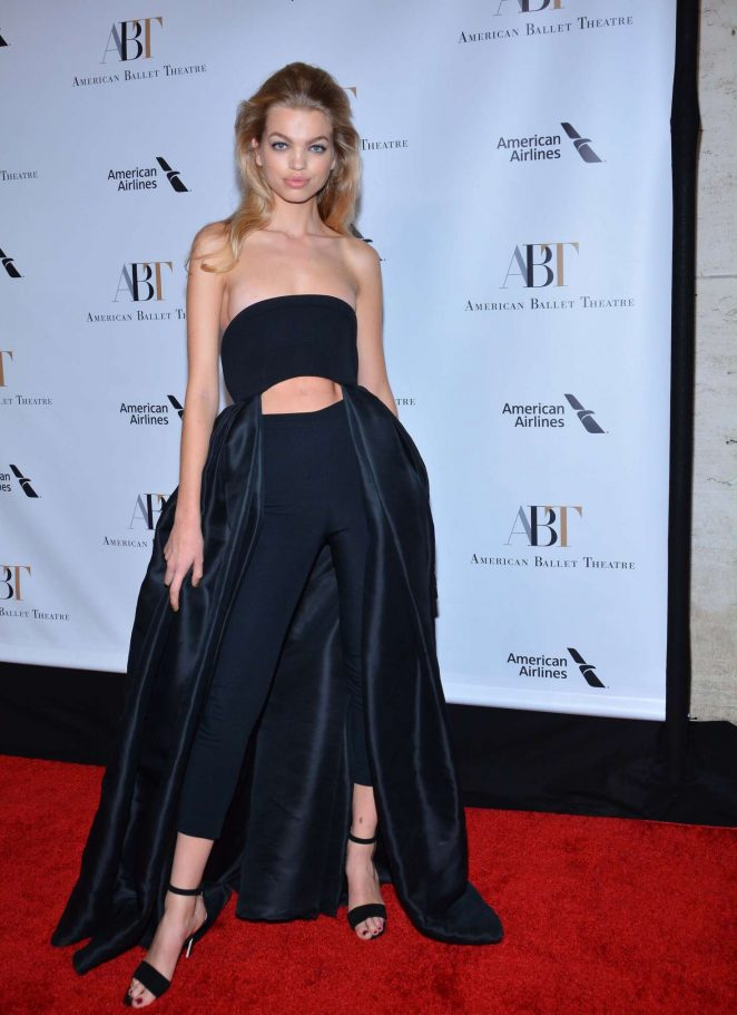 Daphne Groeneveld - American Ballet Theater 2016 Fall Gala in New York
