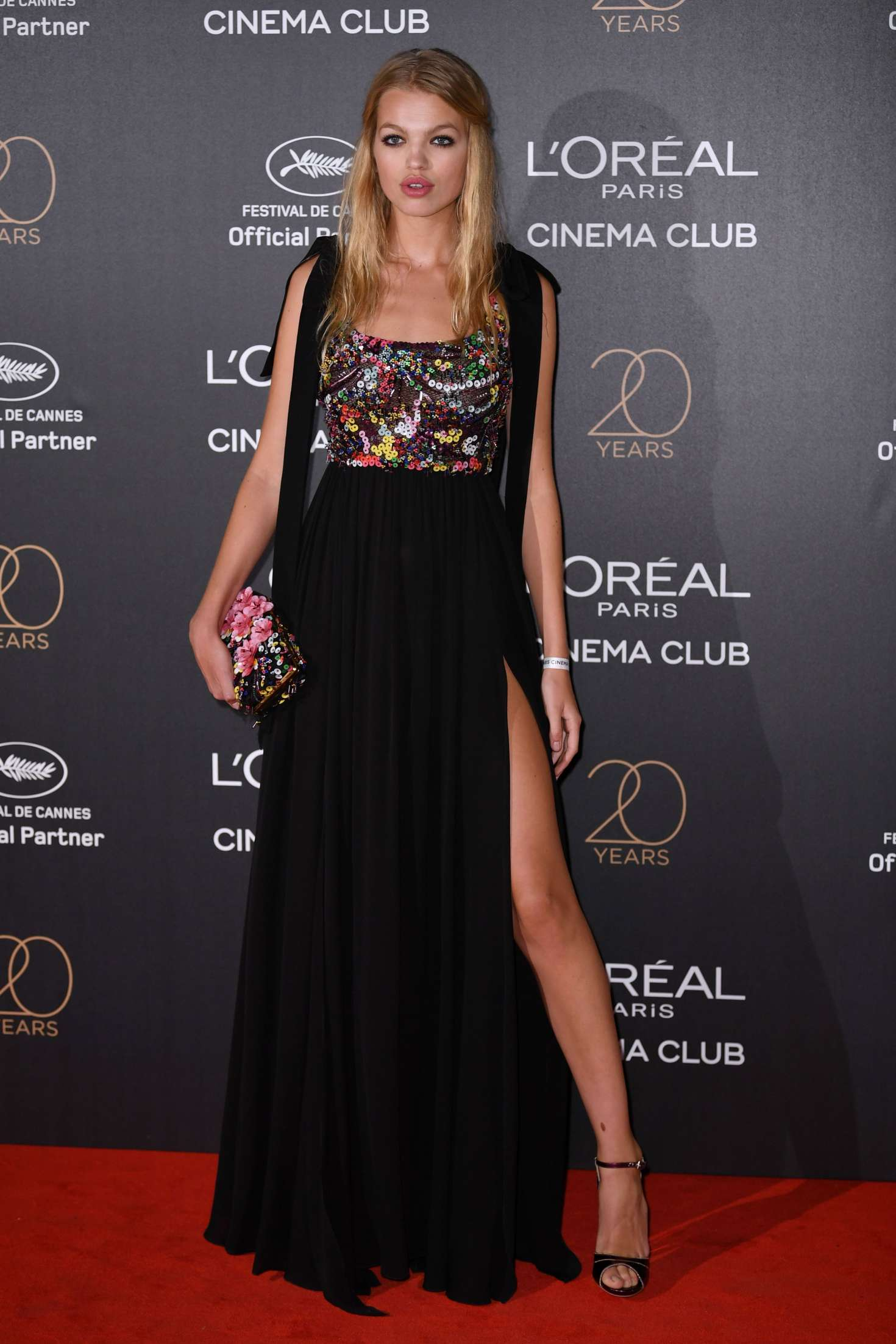 Daphne Groeneveld 2017 : Daphne Groeneveld: LOreal 20th Anniversary Party in Cannes -02