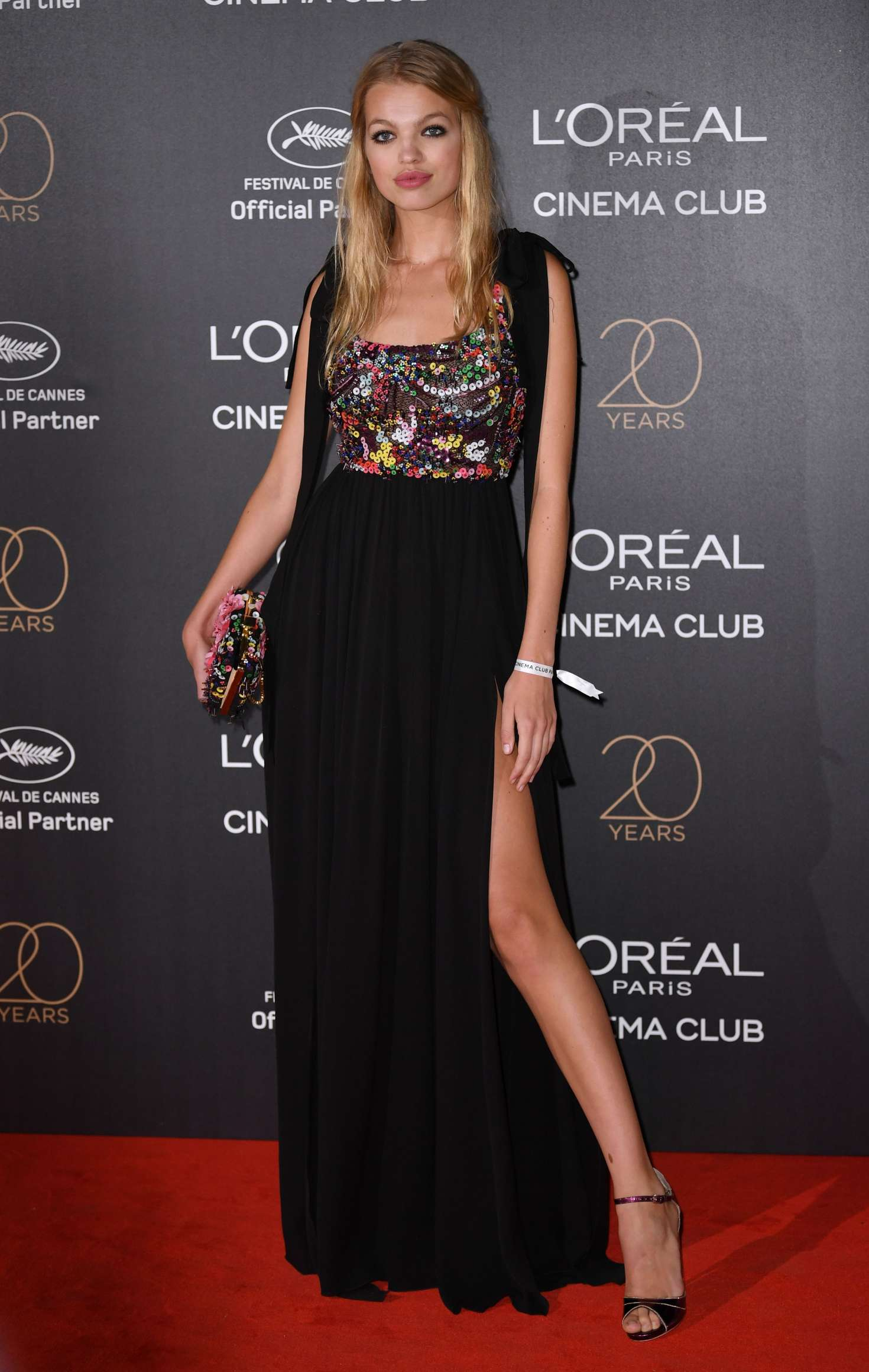 Daphne Groeneveld 2017 : Daphne Groeneveld: LOreal 20th Anniversary Party in Cannes -04