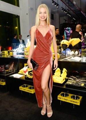 Daphne Groeneveld - Moncler+Barney's '1 Moncler Pierpaolo Piccioli' Collection in NY