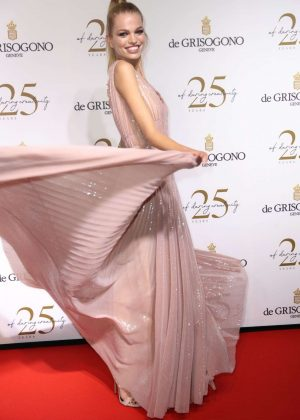 Daphne Groeneveld – Red Carpet at De Grisogono After Party in Cannes