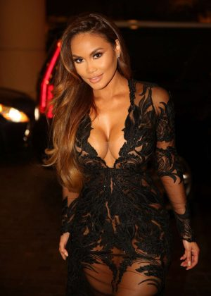 Daphne Joy - Willfredo Gerardo Fashion Show in Beverly Hills
