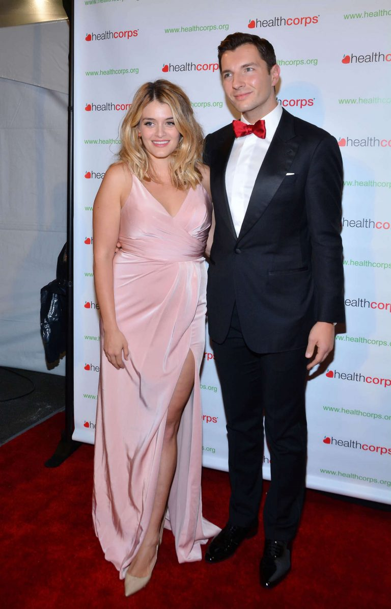 Daphne Oz: 10th Annual HealthCorps Gala held at Pier 60
