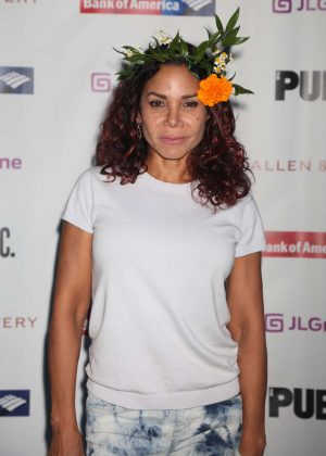 Daphne Rubin-Vega - 'A Midsummer Night's Dream' Play Opening Night in NY