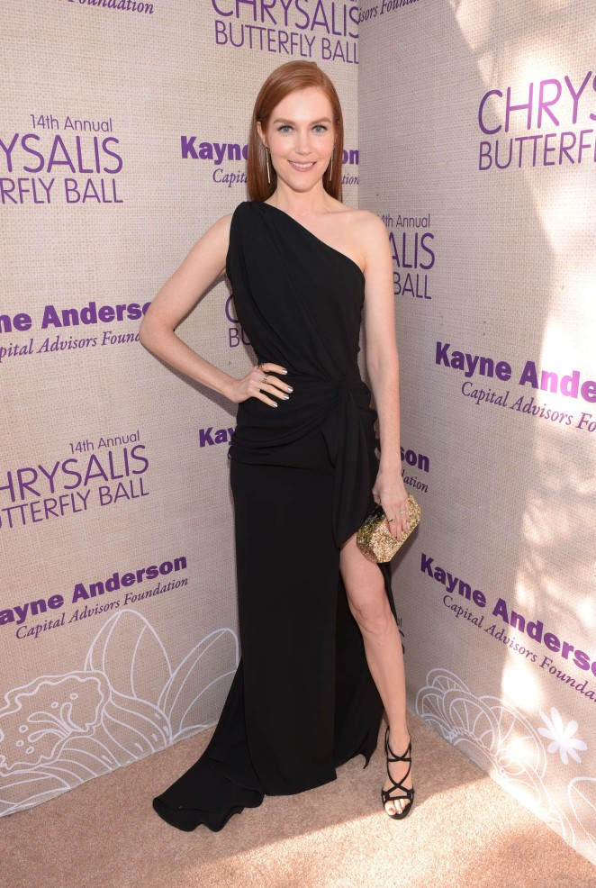 Darby Stanchfield - 2015 Chrysalis Butterfly Ball in LA