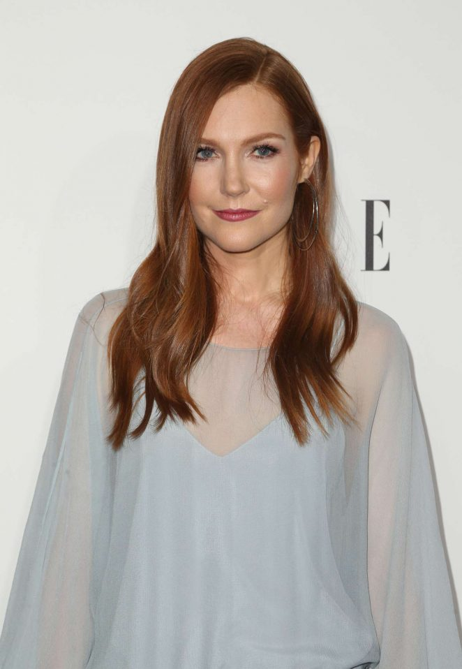 Darby Stanchfield – 2016 ELLE Women in Hollywood Awards in Los Angeles