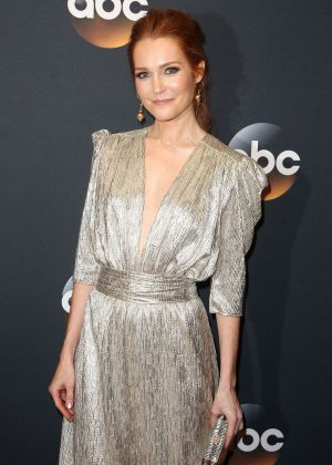 Darby Stanchfield - 2017 ABC Upfront Presentation in New York