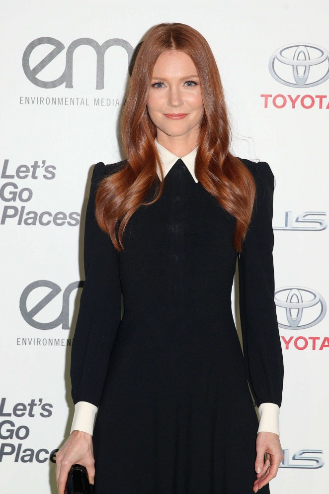 Darby Stanchfield – 25th Annual EMA Awards in Burbank
