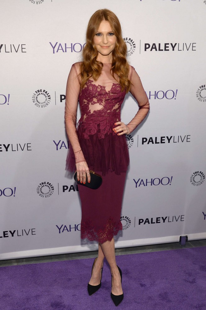 Darby Stanchfield an evening with the cast of Scandal -05