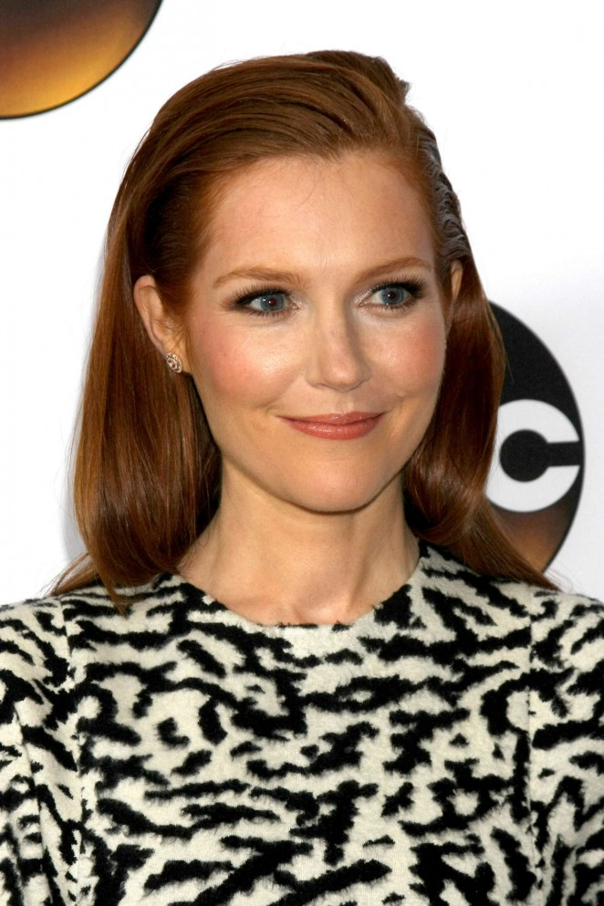 Darby Stanchfield - Disney & ABC Television Group's TCA Winter Press Tour in Pasadena
