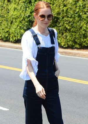 Darby Stanchfield - Instyle Day of Indulgence Party in Los Angeles