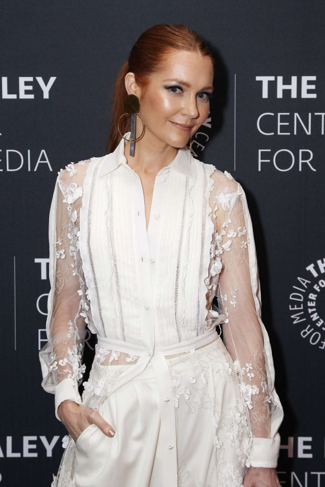Darby Stanchfield - Paley Live NY: Scandal in New York