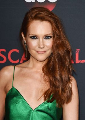 Darby Stanchfield - 'Scandal' 100th Episode Celebration in WeHo