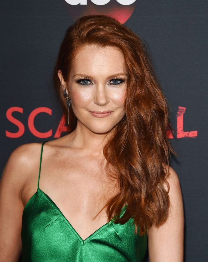 Darby Stanchfield – 'Scandal' 100th Episode Celebration in WeHo