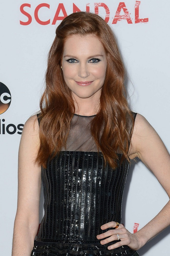 Darby Stanchfield – Scandal ATAS Event in Los Angeles