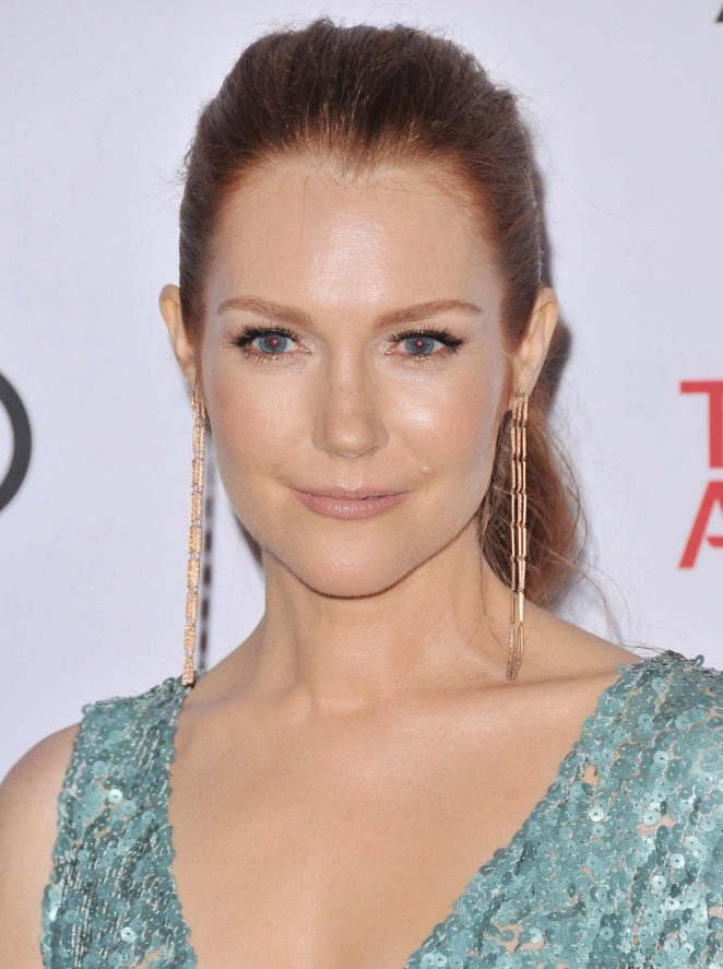 Darby Stanchfield - Television Academy 2017 Hall of Fame Induction Ceremony in LA