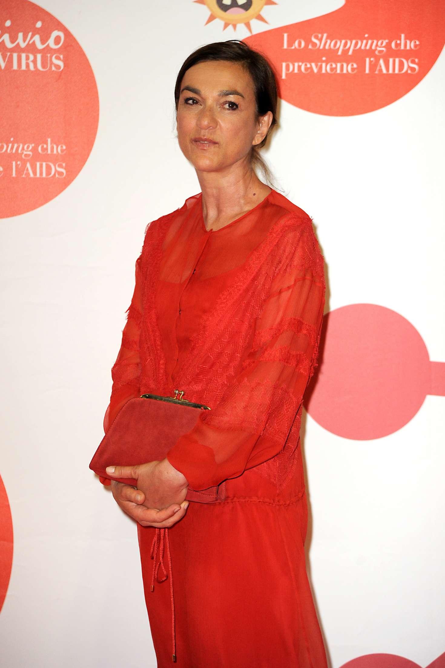 Daria Bignardi - Convivio 2018 Red Carpet in Milan