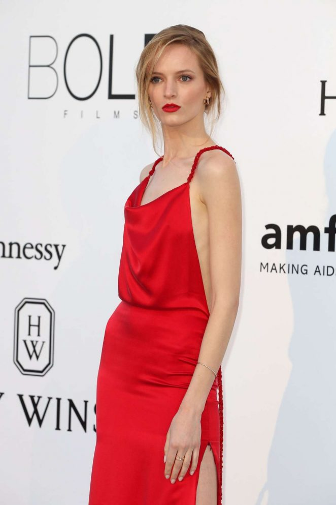 Daria Strokous - amfAR's 23rd Cinema Against AIDS Gala in Antibes