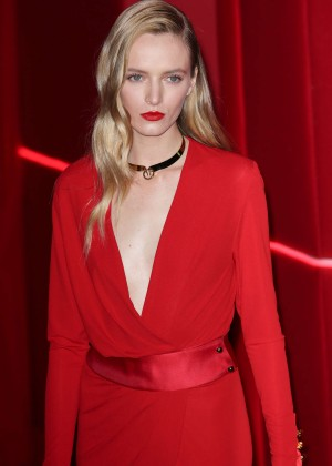 Daria Strokous - Attends at L'Oreal Red Obsession Party 2016 in Paris