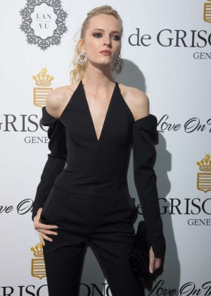 Daria Strokous - De Grisogono Party at 70th Cannes Film Festival in France