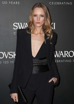 Daria Strokous - Swarovski 120 X Rizzoli Exhibition & Cocktail at PFW SS 2016 in Paris