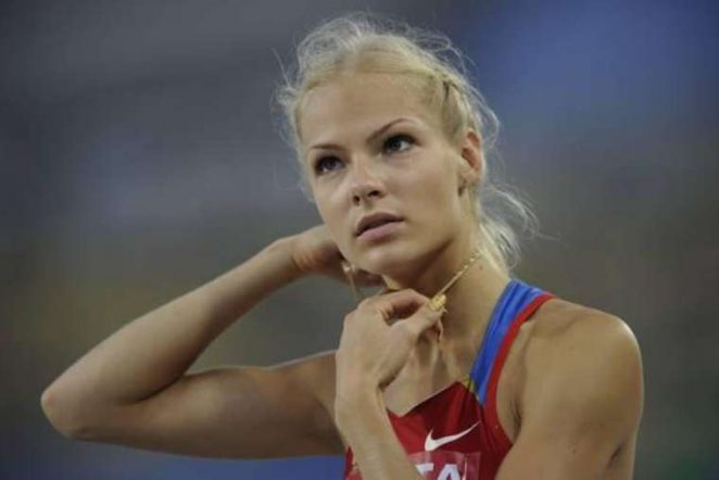 Darya Klishina 2016 : Darya Klishina: Hot 100  Pics Collection-09