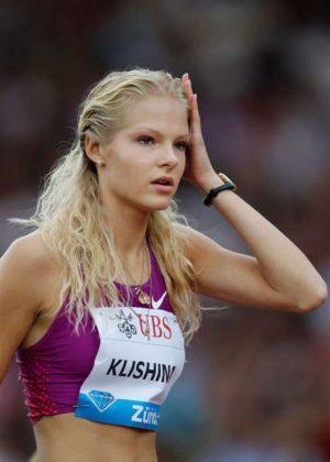 Darya Klishina: Hot 100  Pics Collection-112