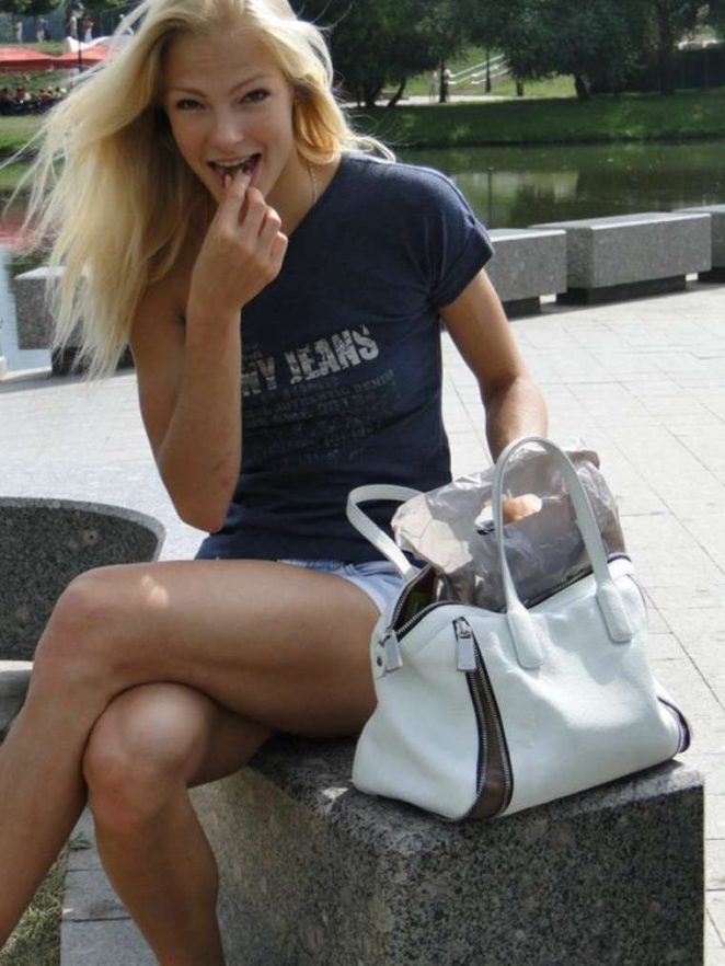 Darya Klishina: Hot 100  Pics Collection-115