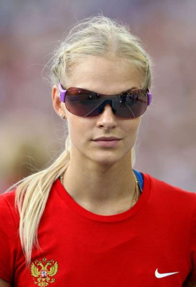 Darya Klishina: Hot 100  Pics Collection-116