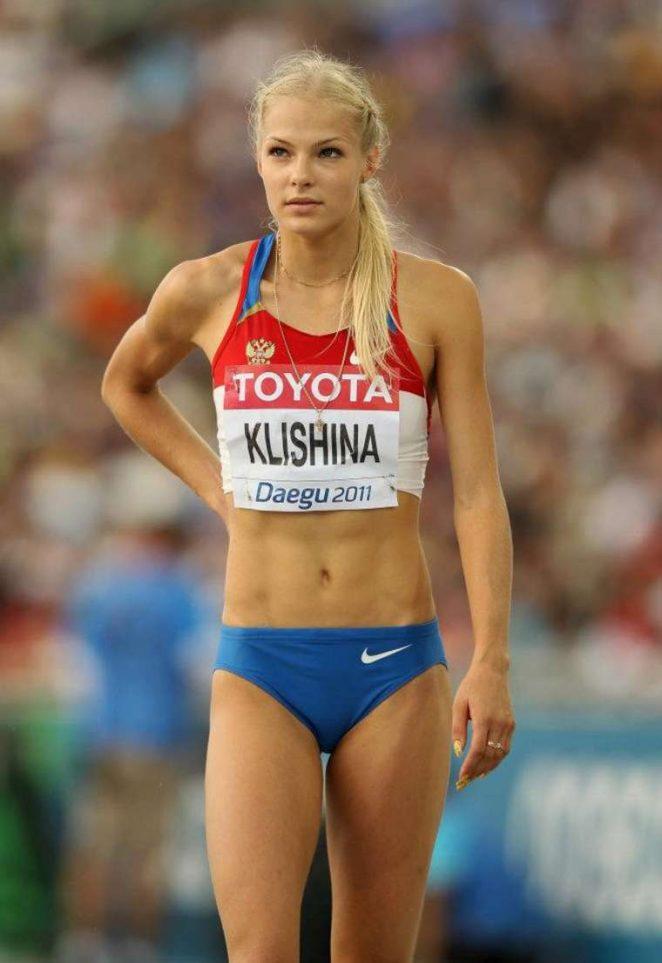 Darya Klishina: Hot 100  Pics Collection-14