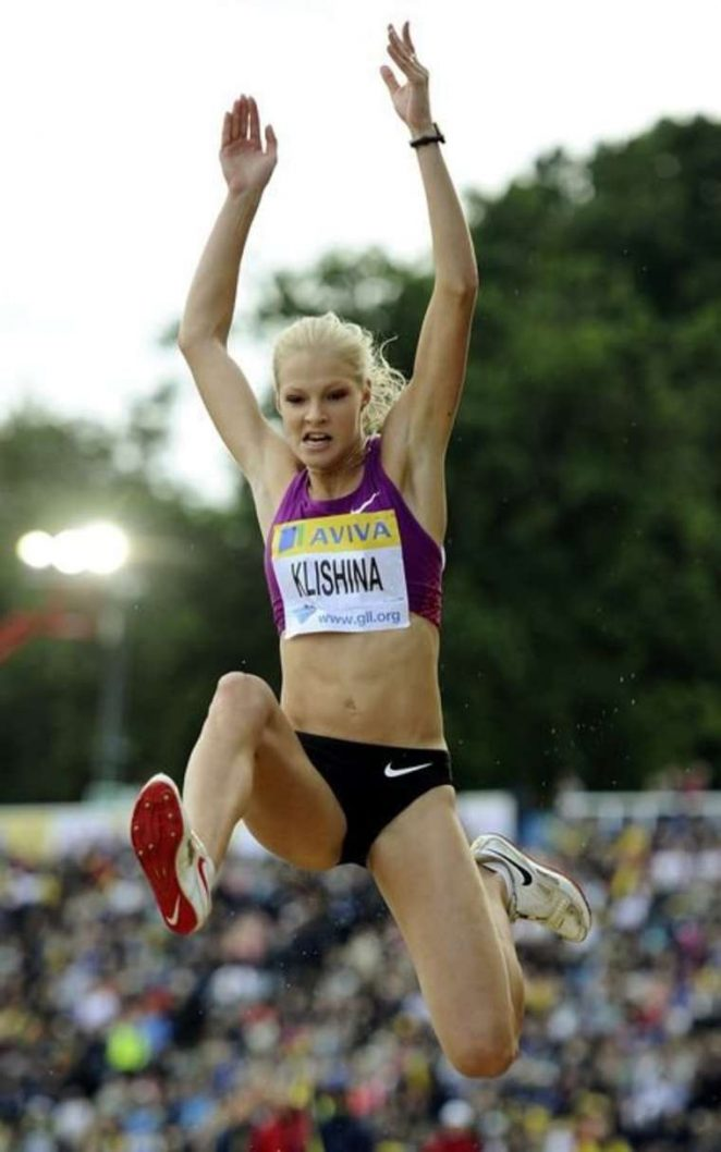Darya Klishina: Hot 100  Pics Collection-16