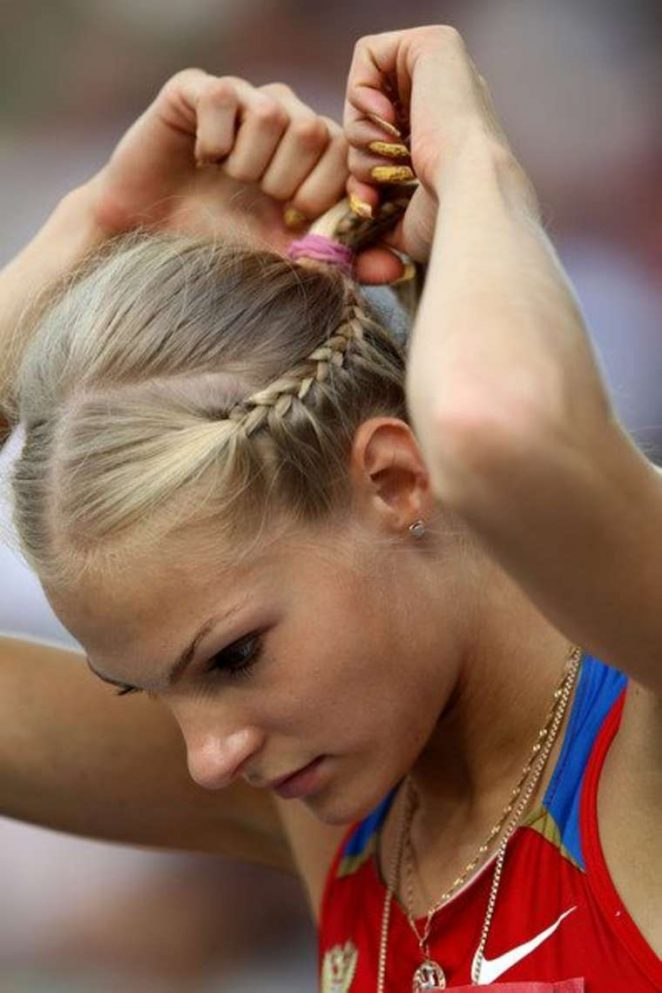 Darya Klishina: Hot 100  Pics Collection-44