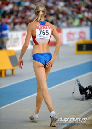 Darya Klishina: Hot 100  Pics Collection-51
