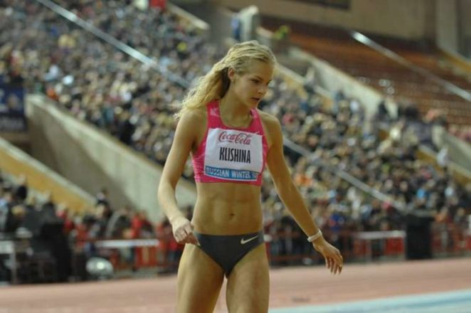 Darya Klishina: Hot 100  Pics Collection-69