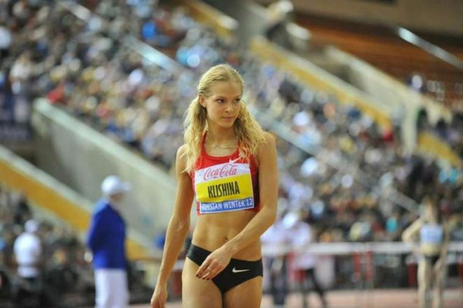 Darya Klishina: Hot 100  Pics Collection-80