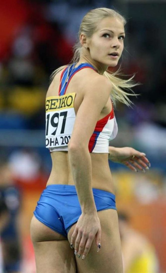 Darya Klishina: Hot 100  Pics Collection-98