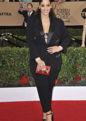 Dascha Polanco - 2017 Screen Actors Guild Awards in Los Angeles