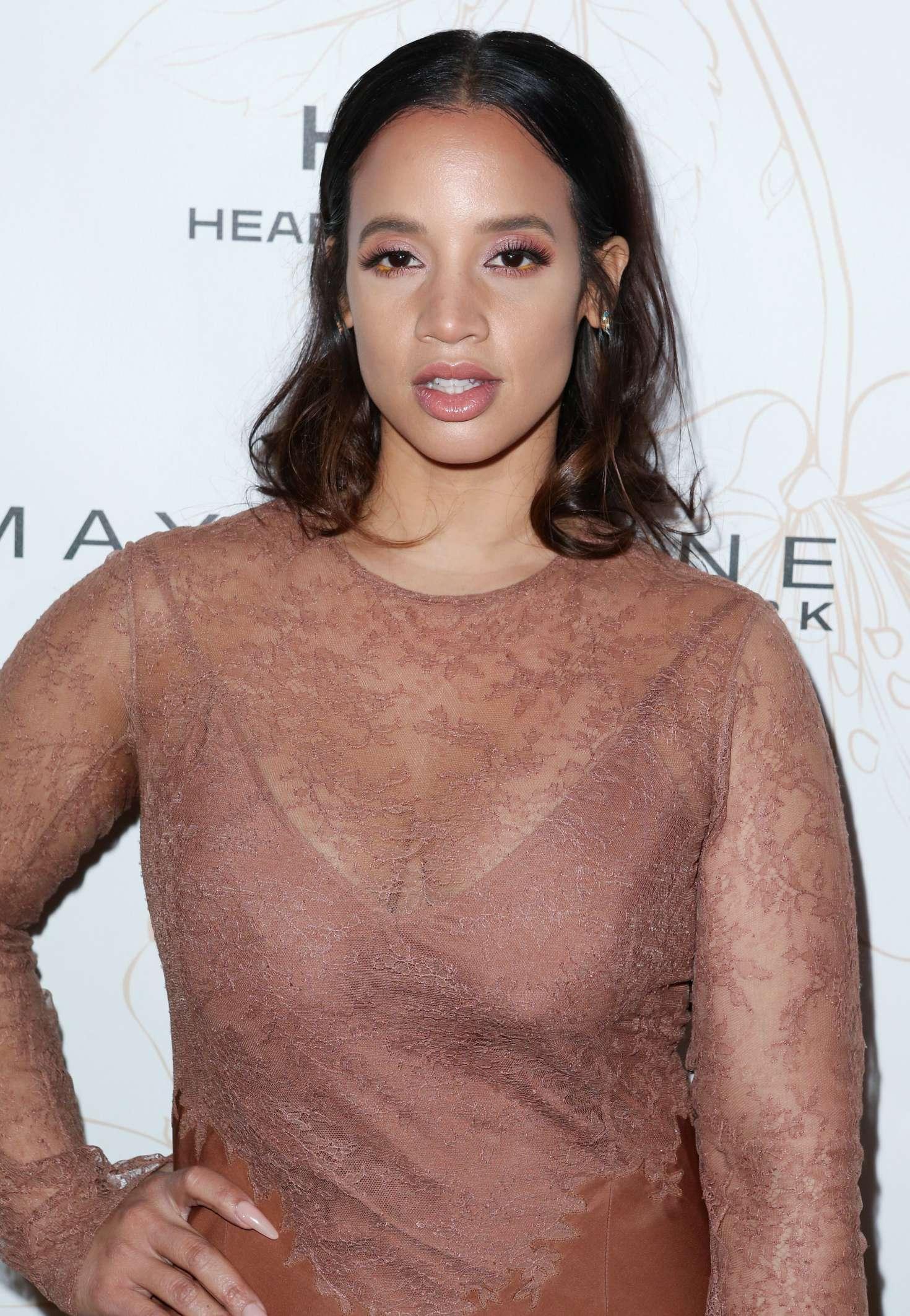 Dascha Polanco - 2018 Entertainment Weekly Pre-SAG Party in LA