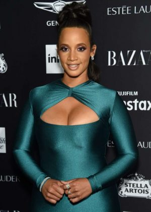 Dascha Polanco - 2018 Harper's Bazaar ICONS Party in New York