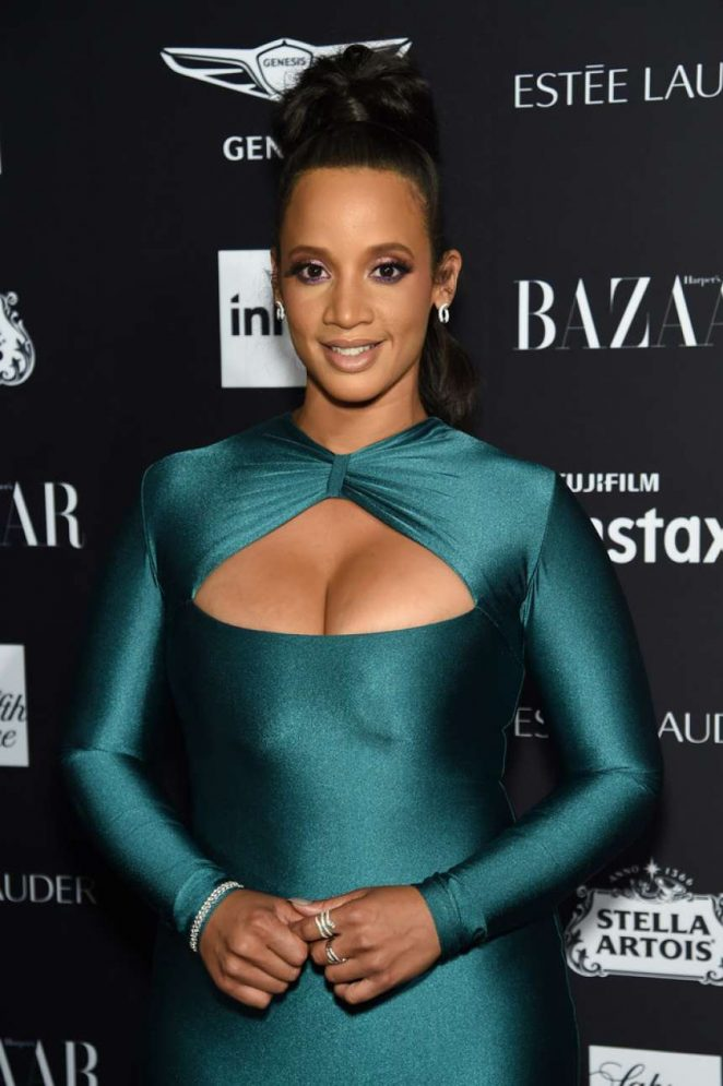 Dascha Polanco – 2018 Harper's Bazaar ICONS Party in New York