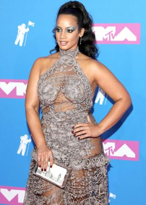 Dascha Polanco - 2018 MTV Video Music Awards in New York City