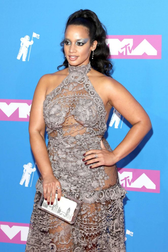 Dascha Polanco – 2018 MTV Video Music Awards in New York City