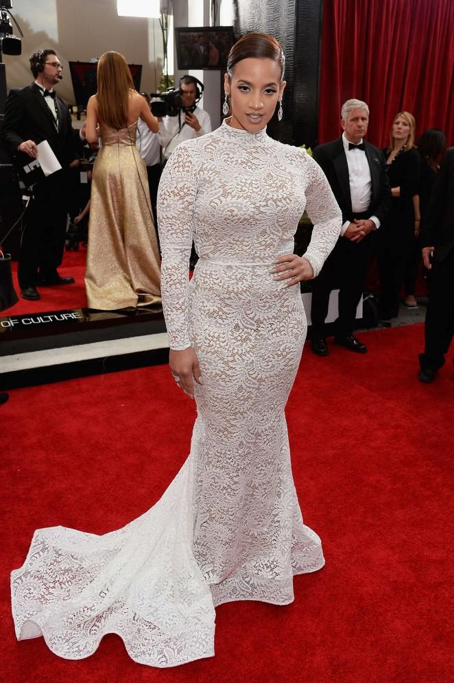 Dascha Polanco - 2015 Screen Actors Guild Awards in LA