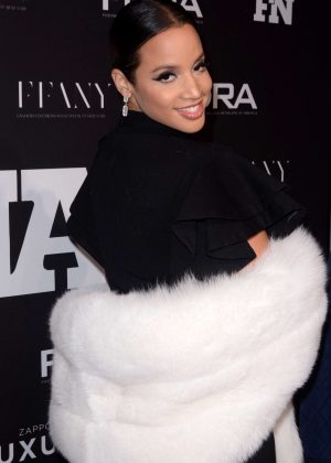Dascha Polanco - 30th Footwear News Achievement Awards in NY
