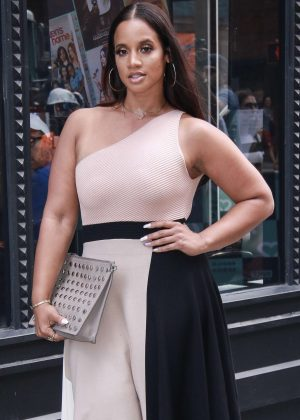 Dascha Polanco at AOL Build Series in New York City