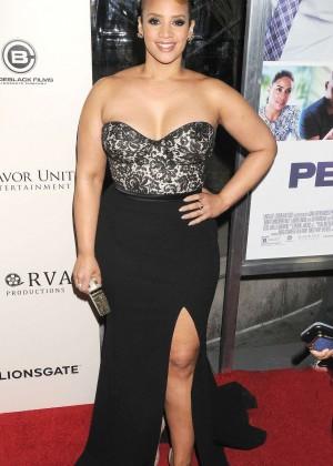 Dascha Polanco - 'The Perfect Match' Premiere in Los Angeles
