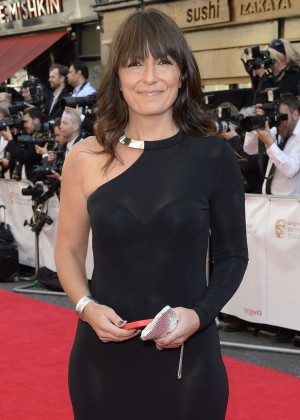 Davina McCall - British Academy Television Awards 2015 in London